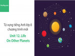 Video Từ vựng tiếng Anh lớp 8 - Unit 12: Life on Other Planets - Học Hay