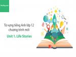 Video Từ vựng tiếng Anh lớp 12 - Unit 1: Life Stories - Học Hay