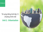 Video Từ vựng tiếng Anh lớp 12 - Unit 2: Urbanisation - Học Hay
