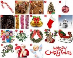 Từ vựng tiếng Anh liên quan đến chủ đề Giáng Sinh - HocHay