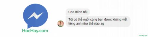 Chat Messenger HocHay