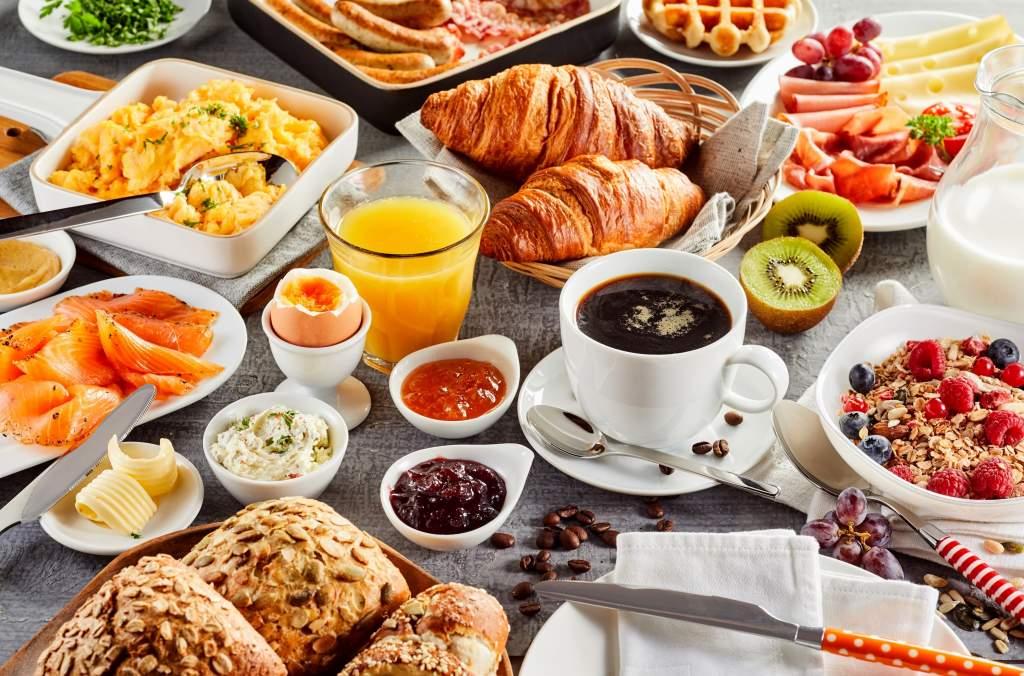 từ vựng tiếng anh về bữa ăn sáng